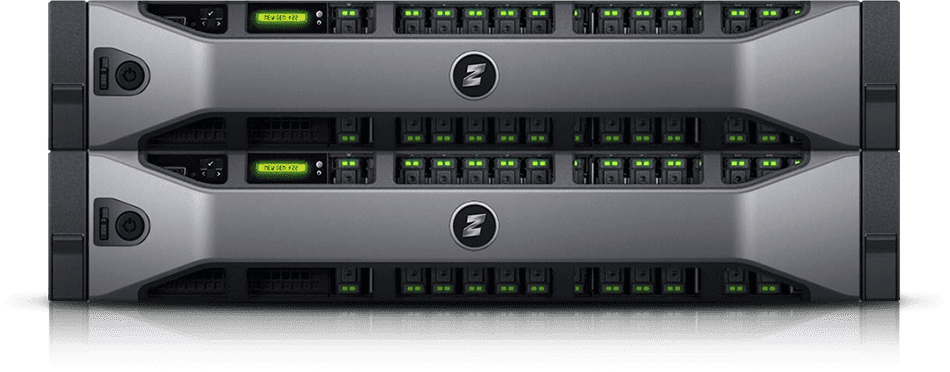 Powered system servers